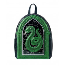 Harry Potter Danielle Nicole Slytherin Stained Glass Batoh