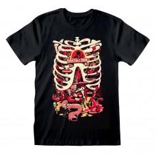 Rick And Morty Anatomy Park Pánske tričko
