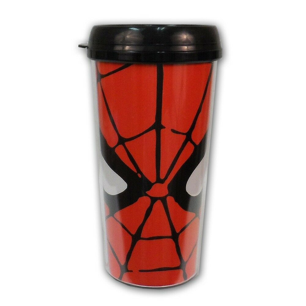 Spider-Man Eyes Mask Costume 12Oz Hrnček
