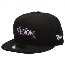 Marvel Venom Post New Era 9Fifty Black Snapback